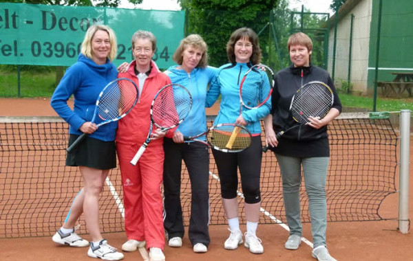 Damen 40 Oberliga  (Sommer 2018)