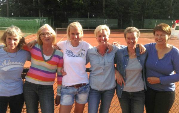 Damen 30 Oberliga